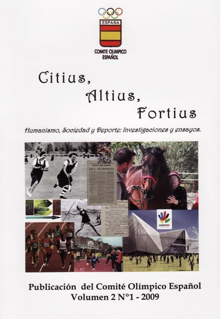 Citius Altius Fortius