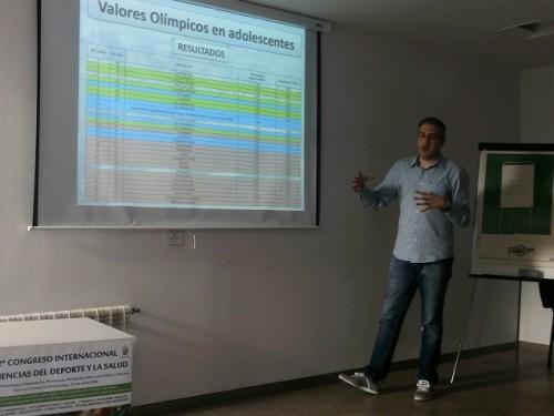 Presentación Congreso Pontevedra