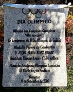 Día del Olimpismo Gallego