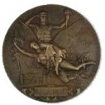 Medalla Paris 1900