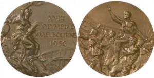 Medallas Melburne 1956