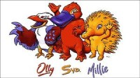 Mascotas Sydney 2000