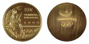 Medallas Barcelona 1992