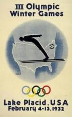III Juegos de Invierno Lake Placid 1932