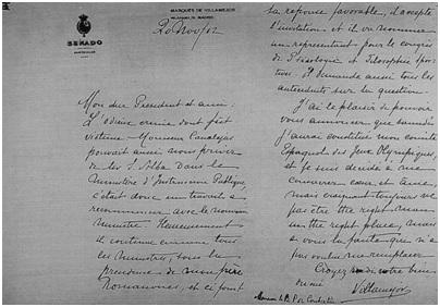 Carta fundacion COE