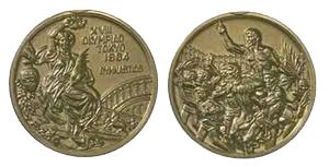 Medallas Tokio 1964