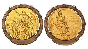 Medallas Roma 1960