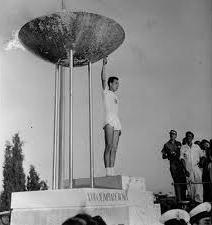 Pebetero Roma 1960