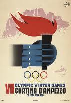 VII Juegos de Invierno Cortina dAmpezzo 1956
