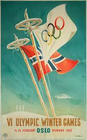 VI Juegos de Invierno Oslo 1952