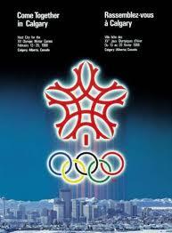 XV Juegos de Invierno Calgary 1988