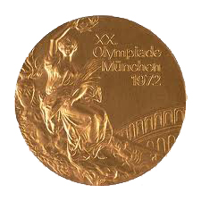 Medallas Munich 1972