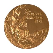 Medallas Munich 1972