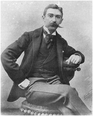 Pierre De Coubertin fotografia